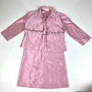 KC Parker Girls 7 Dress Set